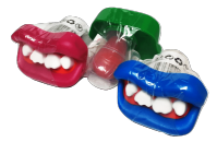ZOMBIE CANDY TEETH x12